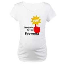 Everyone Loves Fireworks Shirt
