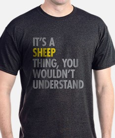 Its A Sheep Thing T-Shirt