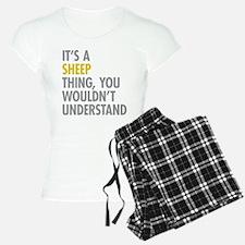 Its A Sheep Thing Pajamas