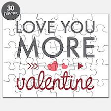 Love You Valentine Puzzle