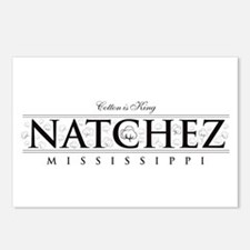Natchez ~ Cotton is King Postcards (Package of 8)