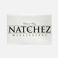 Natchez ~ Cotton is King Magnets