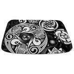 Celtic Clockwork Bathmat