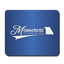 Missouri State of Mine Mousepad