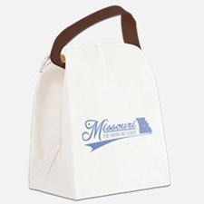 Missouri State of Mine Canvas Lunch Bag