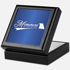 Missouri State of Mine Keepsake Box