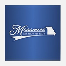Missouri State of Mine Tile Coaster