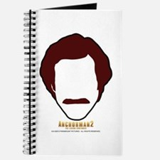 Ron Burgundy Face Journal
