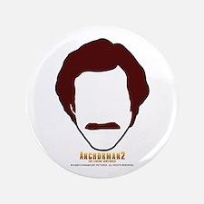 """Ron Burgundy Face 3.5"""" Button"""