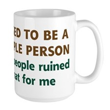 People Person Humor Mug