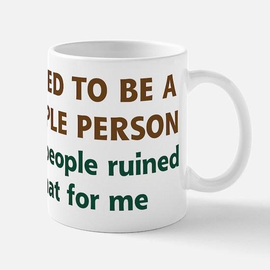 People Person Humor Mug