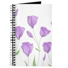 Lilac Flowers Journal
