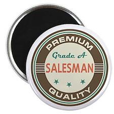 Salesman Vintage Magnet