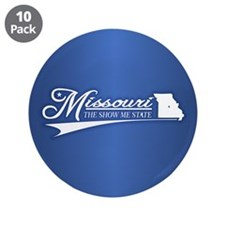 "Missouri State of Mine 3.5"" Button (10 pack)"