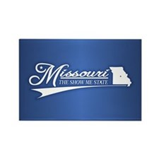 Missouri State of Mine Magnets