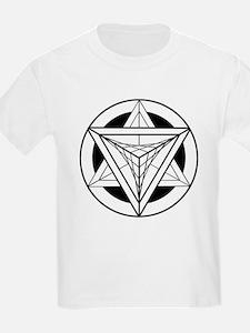 Merkabah Star Tetrahedron T-Shirt