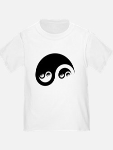 Fractal YinYang T-Shirt