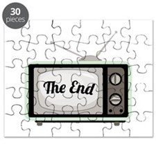 The End TV Puzzle