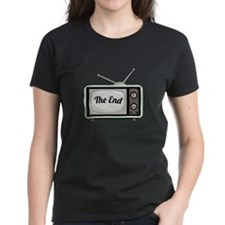 The End TV T-Shirt