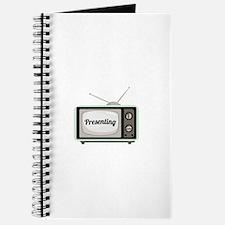 Presenting TV Journal