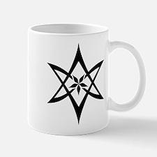 Unicursal Hexagram Lotus Mugs
