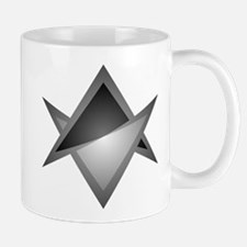 Unicursal Hexagram Chevron Mugs