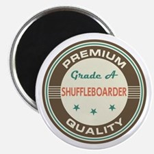 Shuffleboarder Vintage Magnet