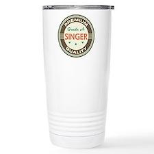 Singer Vintage Travel Mug