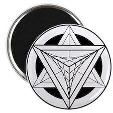 Merkabah Star Tetrahedron Magnets