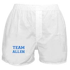 TEAM ALLEN Boxer Shorts