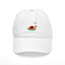 Lawn Mower Baseball Baseball Cap