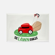The Lawn Ranger Magnets