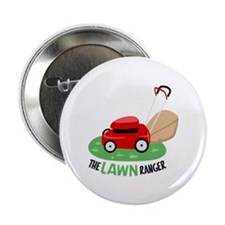 "The Lawn Ranger 2.25"" Button (10 pack)"
