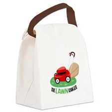 The Lawn Ranger Canvas Lunch Bag