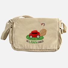 The Lawn Ranger Messenger Bag
