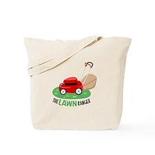 The Lawn Ranger Tote Bag