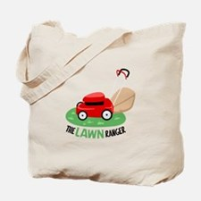 The Lawn Ranger Tote Bag