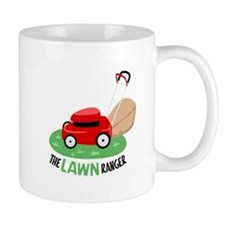 The Lawn Ranger Mugs