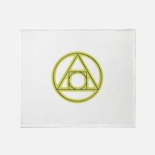 Classic Alchemy Throw Blanket