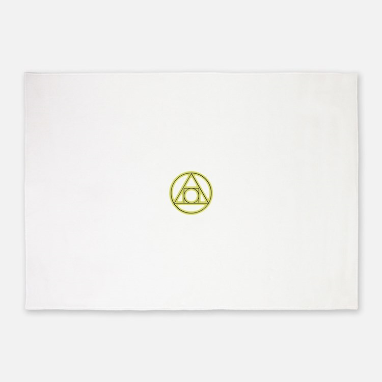 Classic Alchemy 5'x7'Area Rug