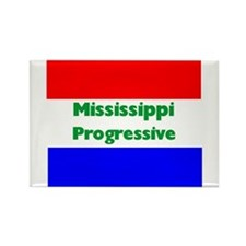 mississippiprogressivebutton Magnets