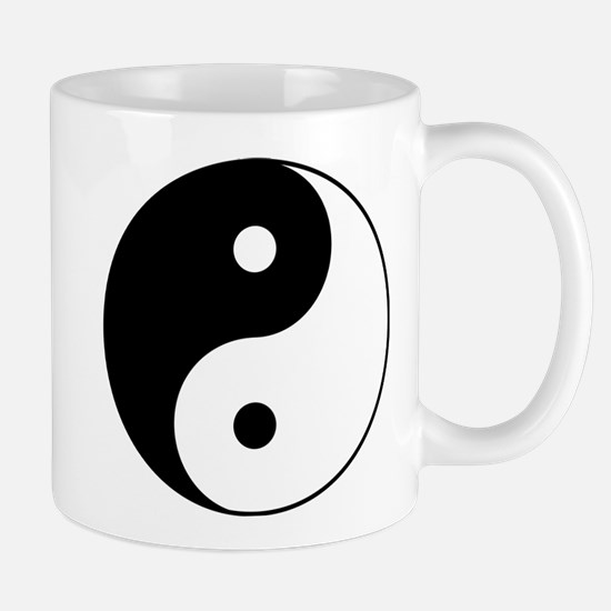 Classic YinYang Mugs