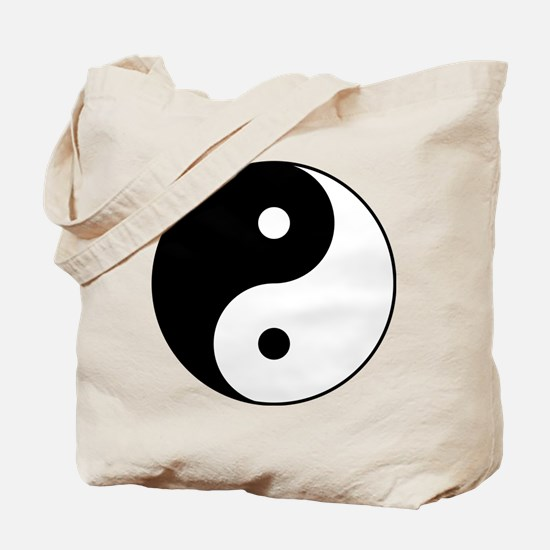Classic YinYang Tote Bag