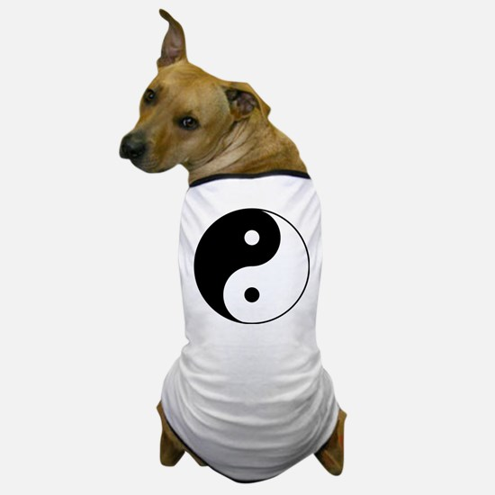 Classic YinYang Dog T-Shirt