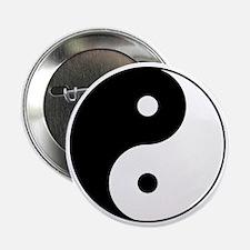 "Classic YinYang 2.25"" Button"