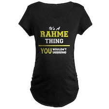 Cute Rahm T-Shirt