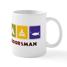 Out Doors Man Mugs