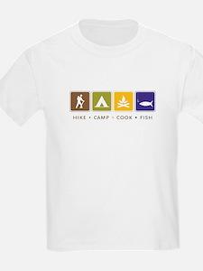 Outdoor Camping T-Shirt