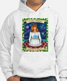 Lady Pisces Hoodie