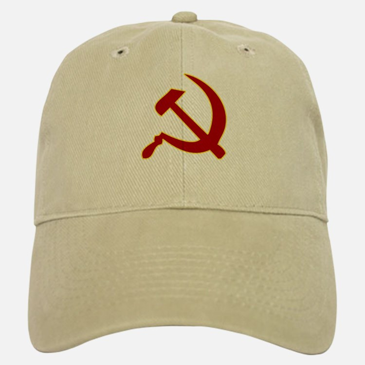 Hammer and Sickle Cap